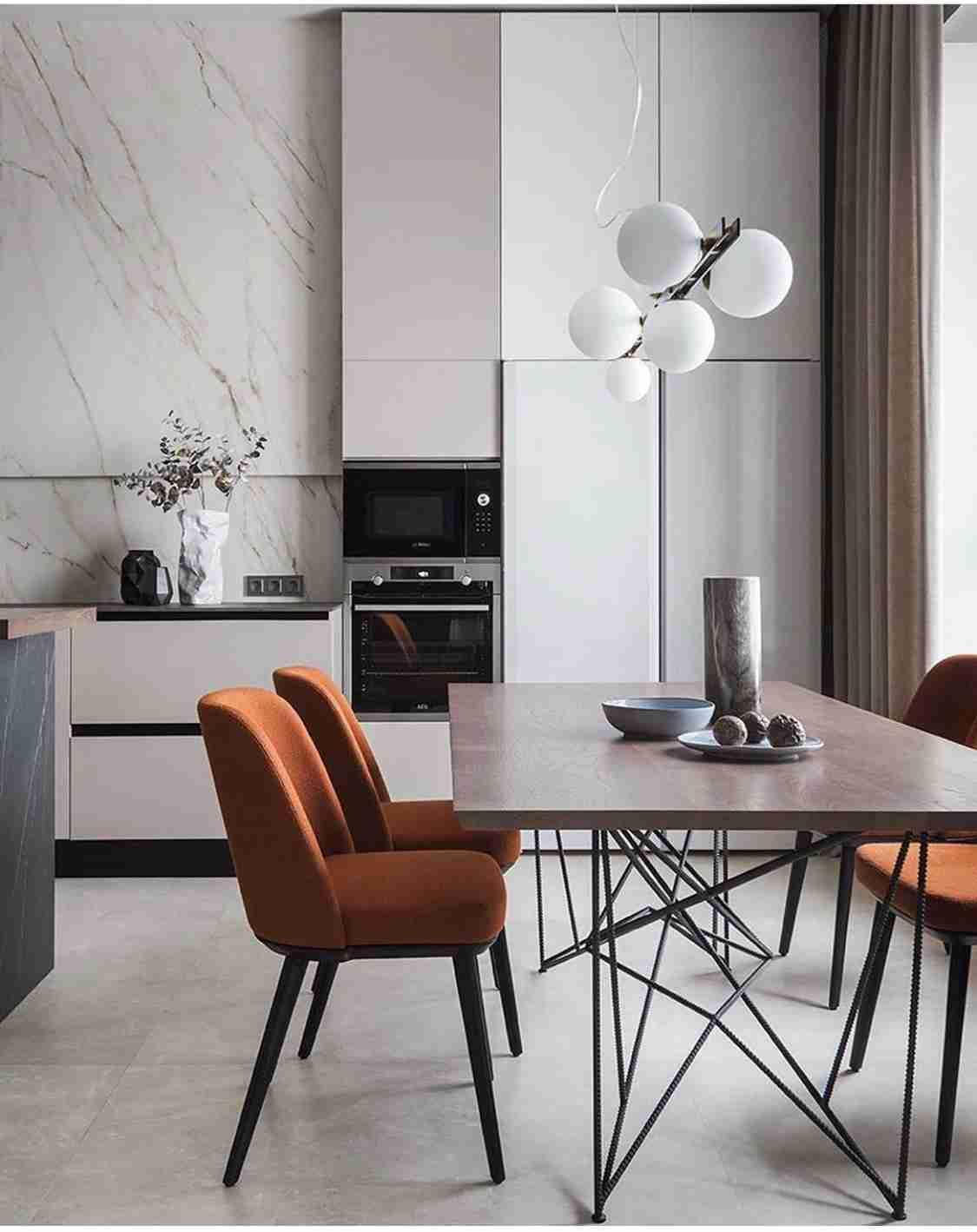 10 Minimalist Dining Room Decor Ideas, Minimalist Dining Room Table