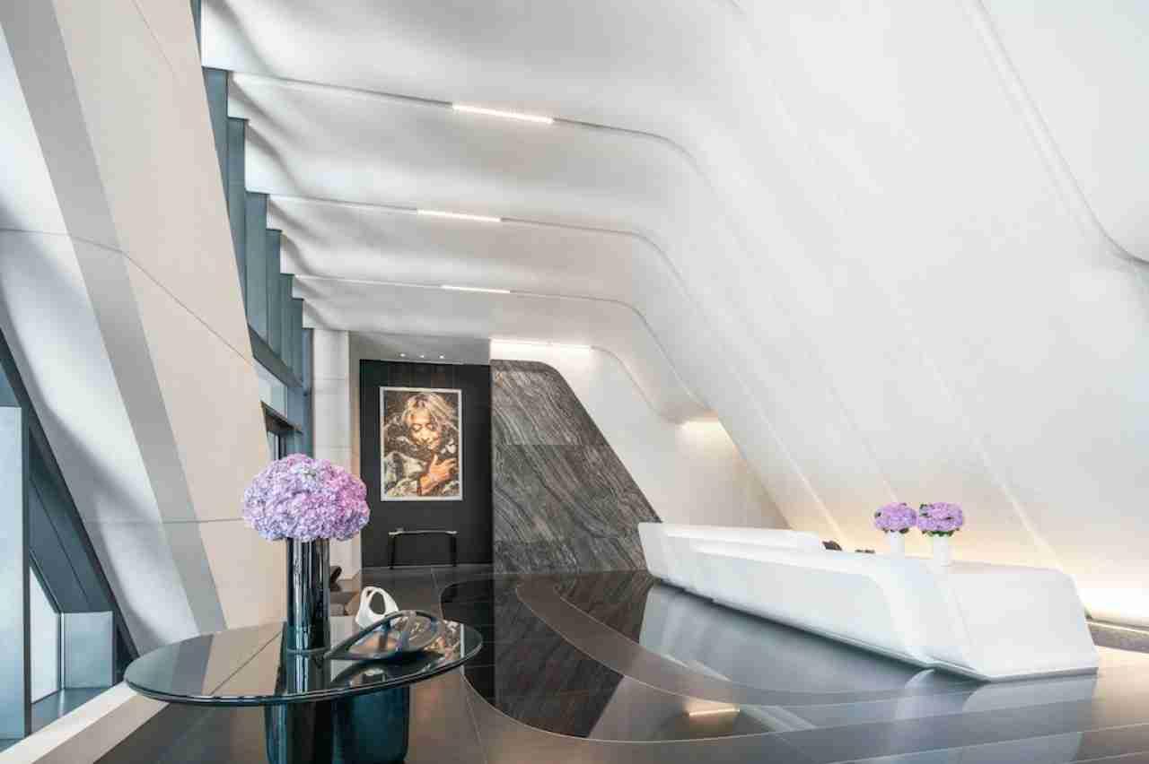 Victoria and David Beckham Luxury Miami Apartment