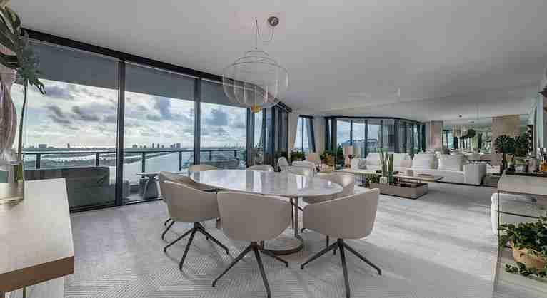 Victoria and David Beckham's Luxury Miami Apartment