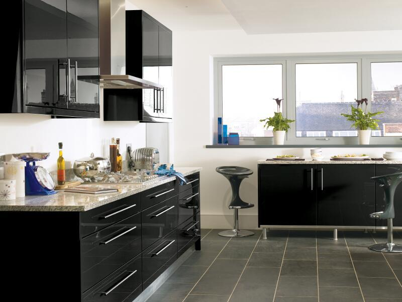 Why Choose High Gloss Kitchen Cabinets &Advantages of High Gloss Kitchens CabinetS