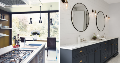 3 Inexpensive Kitchen and Bath Remodeling Ideas
