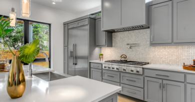 How to Add Wow Factor to Your Kitchen Interior: Kitchen Design Tips