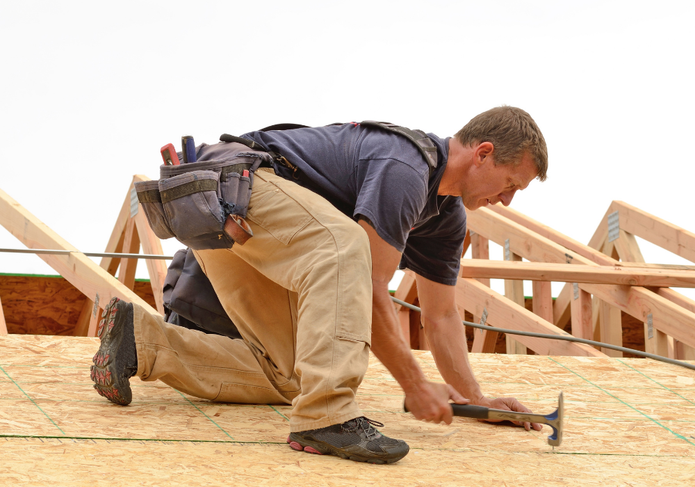 mistakes with roof installations