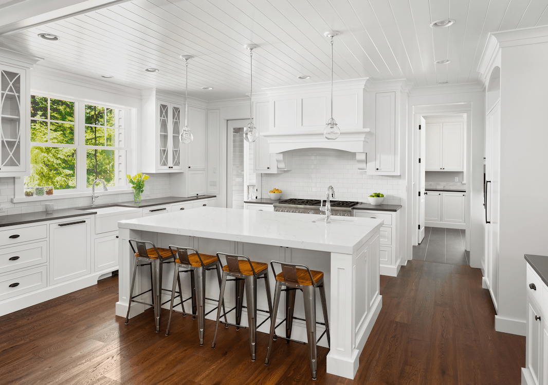Are White Kitchens Evergreen Or Outdated?