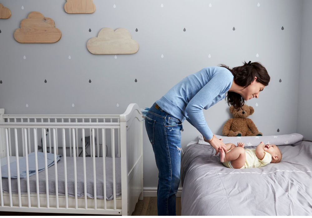 3 Beautiful Ideas For Decorating a Baby Room